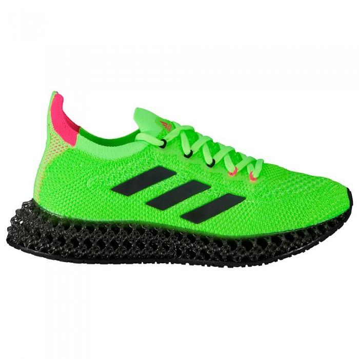 [해외]아디다스 4DFWD Running Shoes 6138104820 Signal Green / Signal Green / Core Black