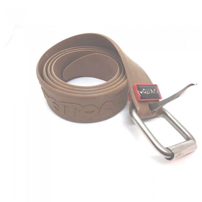 [해외]스페톤 Rubber Marselleise Belt 10138287498 Brown