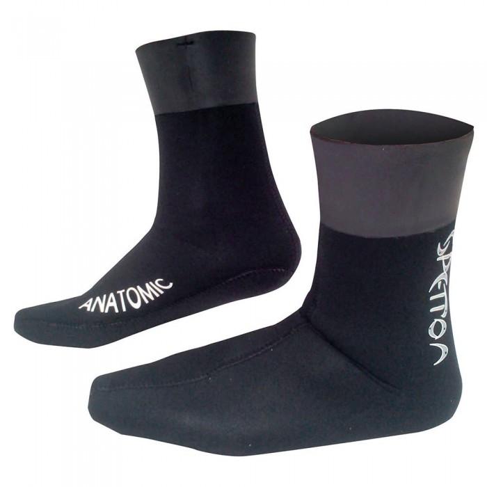 [해외]스페톤 Anatomic Dry Double Lined 1.5 mm Socks 10138287497 Black