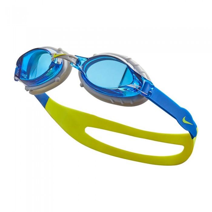[해외]나이키 SWIM Chrome Swimming Goggles 6137424216 Blue