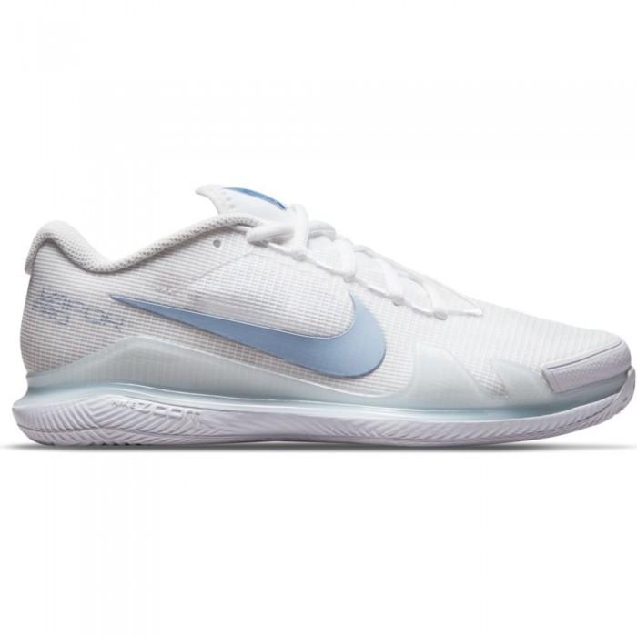 [해외]나이키 Court Air Zoom Vapor Pro Clay Clay Shoes 12138251185 White / Aluminum