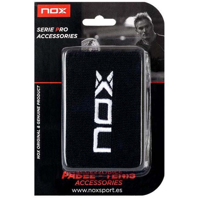 [해외]NOX Wrist band 12136262744 Black / White