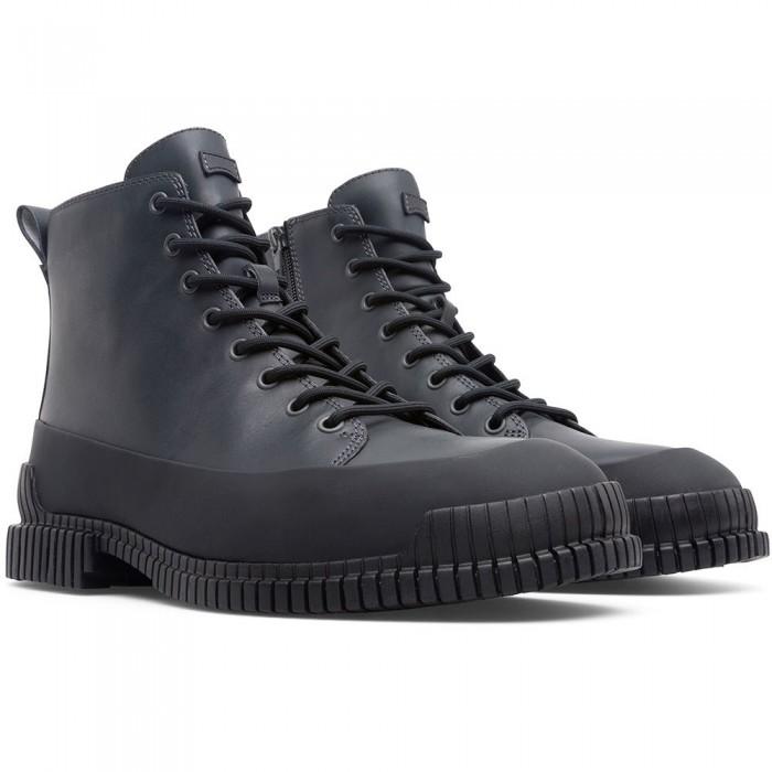 [해외]캠퍼 Pix Boots Black / Dark Grey