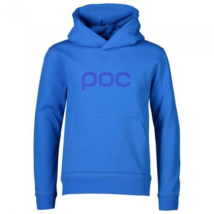 [해외]POC Logo Jr Hoodie 5138284528 Natrium Blue