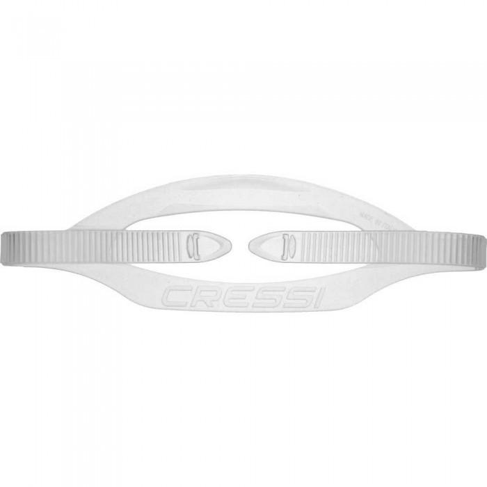 [해외]크레시 Mask Strap Polyvalent 17 mm 10136050629 Clear Silicone
