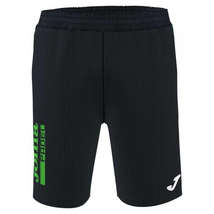 [해외]조마 Classic Padel Shorts 12138270450 Black / Fluo Green