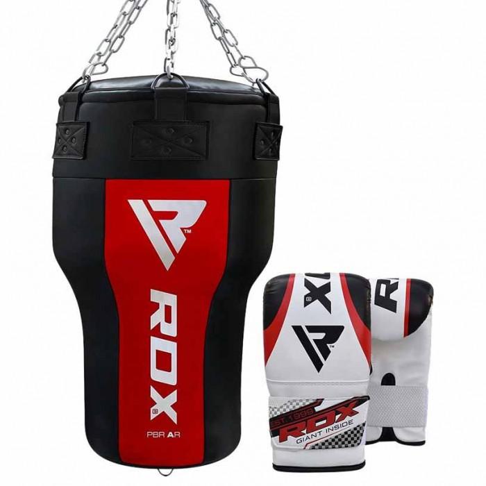 [해외]RDX SPORTS Punch Bag Angle Red New Combat Gloves 7136639206 Red