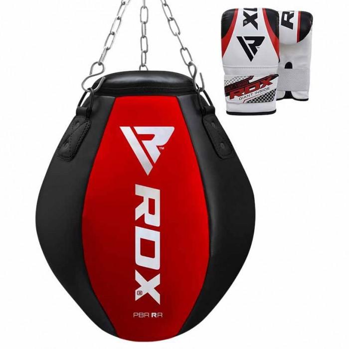 [해외]RDX SPORTS Punch Bag Wrecking Ball Red/Black 7136639209 Red / Black