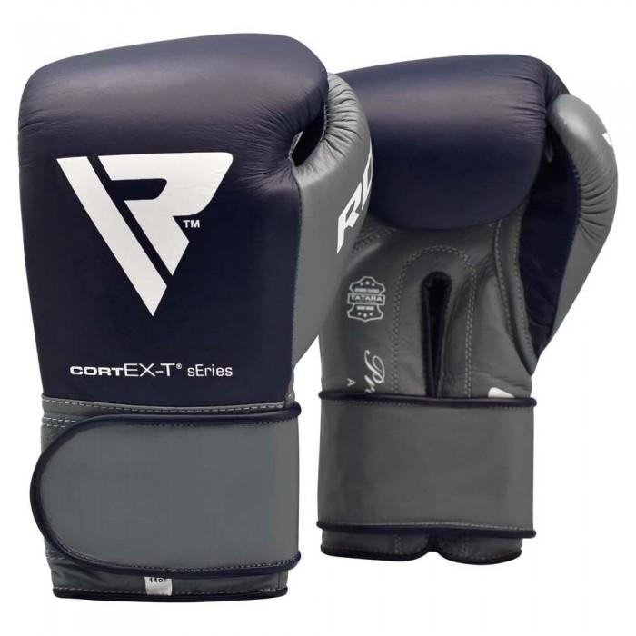 [해외]RDX SPORTS C4 Fight Hook & Loop Boxing Gloves 7138307450 Blue