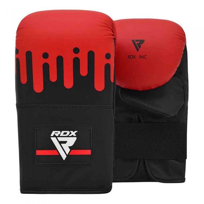 [해외]RDX SPORTS F9 Boxing Bag Mitts 7138307478 Red / Black