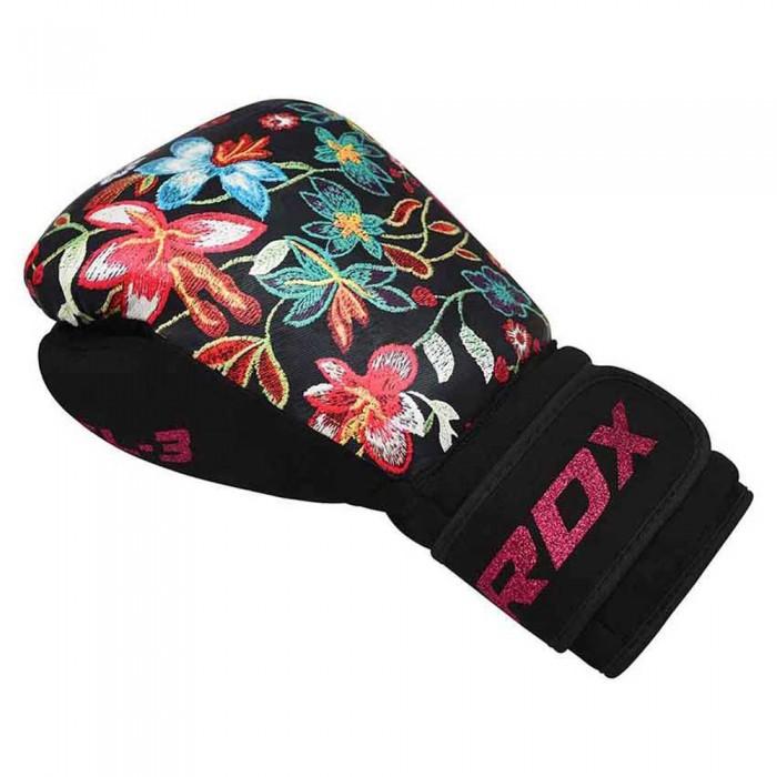 [해외]RDX SPORTS FL-3 Boxing Gloves 7138307479 Black