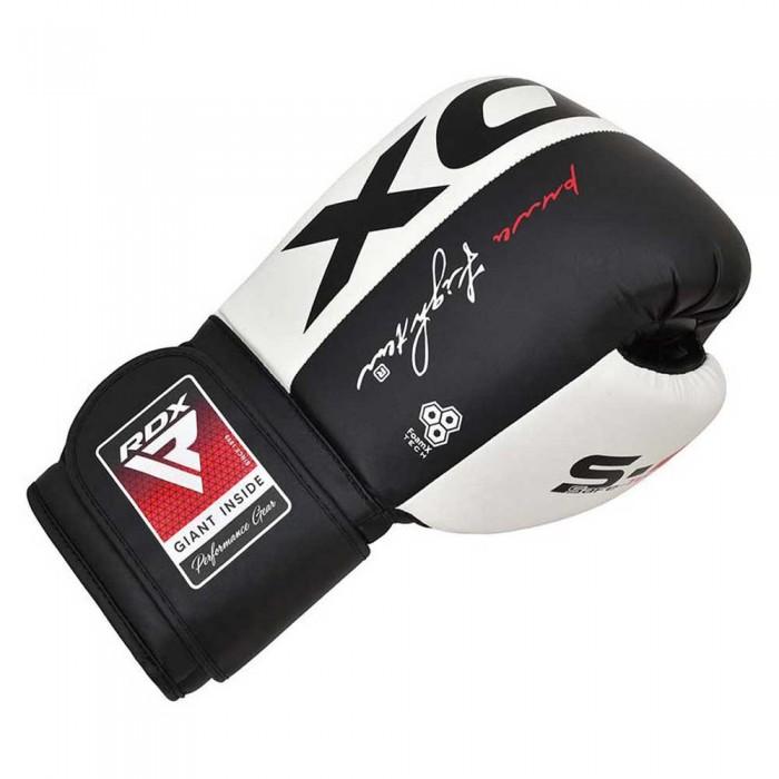 [해외]RDX SPORTS Leather S4 Boxing Gloves 7138307493 Black