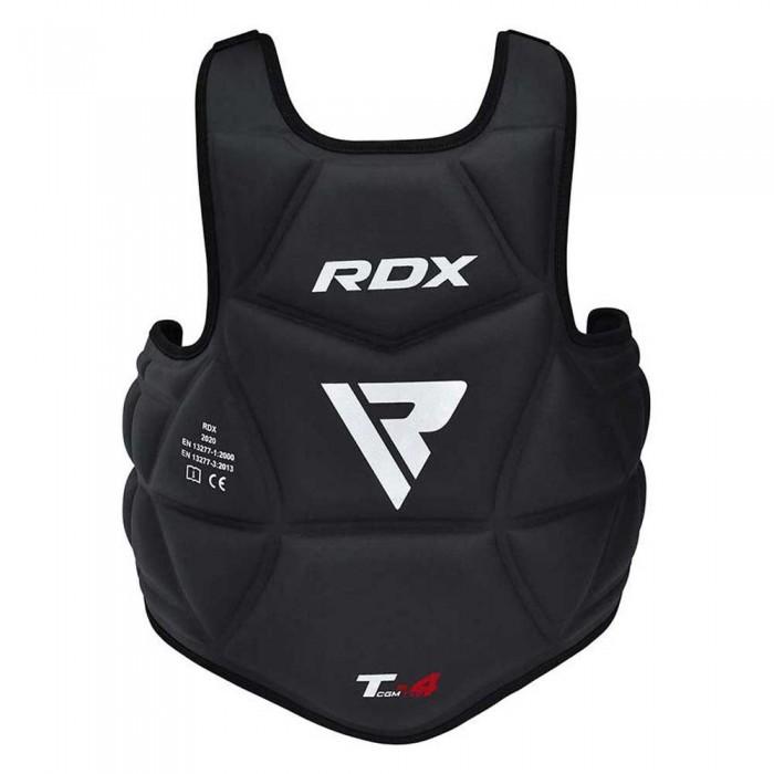 [해외]RDX SPORTS Molded T4 CE Body Protection 7138307514 Black