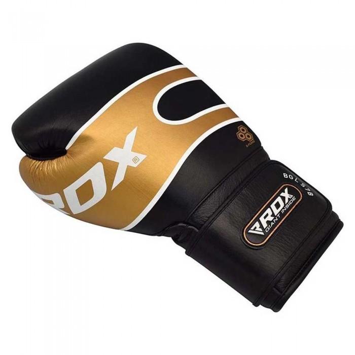 [해외]RDX SPORTS S7 Bazooka Hook & Loop Boxing Gloves 7138307527 Golden