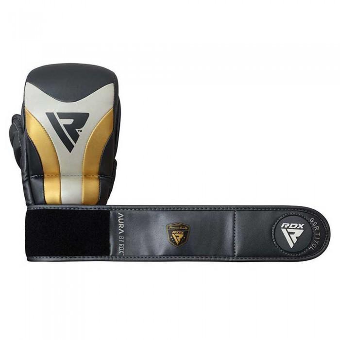 [해외]RDX SPORTS Shooter Aura T-17 Grappling Gloves Combat Gloves 7138307529 Golden