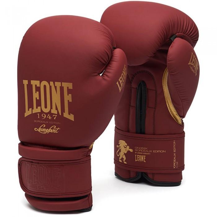 [해외]LEONE1947 Bordeaux Edition Refurbished Combat Gloves 7138310196 Maroon