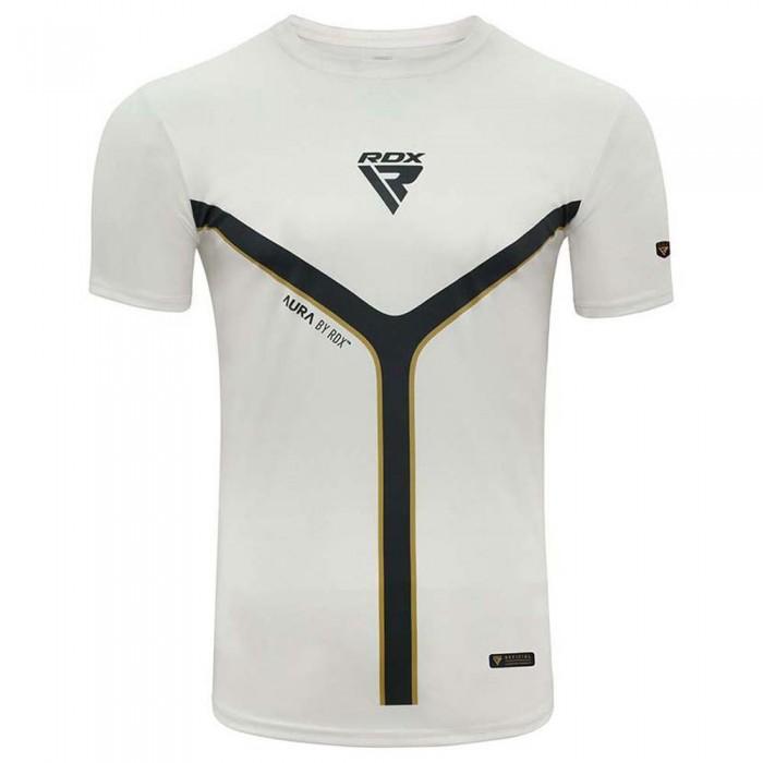 [해외]RDX SPORTS Aura T-17 Short Sleeve T-Shirt 7138307430 White