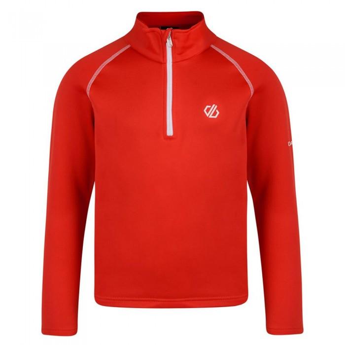 [해외]Dare2B Consist Core Stretch Sweatshirt 5137247507 Fiery Red Strawberry
