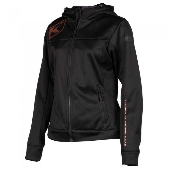 [해외]클라임 Evolution Full Zip Sweatshirt 5137755431 Black / Rose Gold