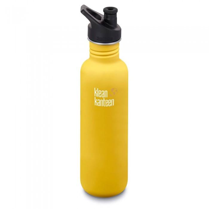 [해외]KLEAN KANTEEN Classic 800ml 6136813365 Lemon Curry
