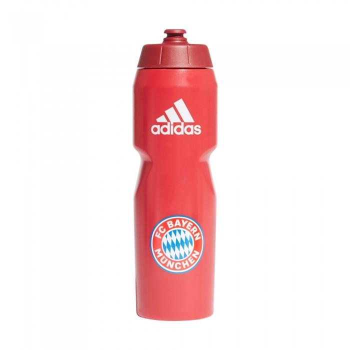 [해외]아디다스 FC Bayern Munich Bottle 750ml 6138102660 Fcb True Red / White