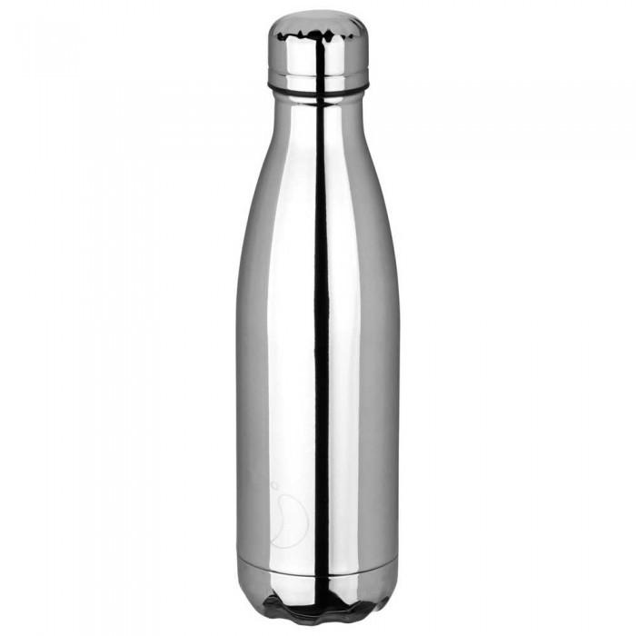 [해외]CHILLY Bottle 500 ml 6138325216 Chrome Silver