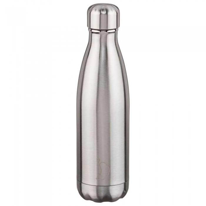 [해외]CHILLY Bottle 500 ml 6138325229 Satinless Steel