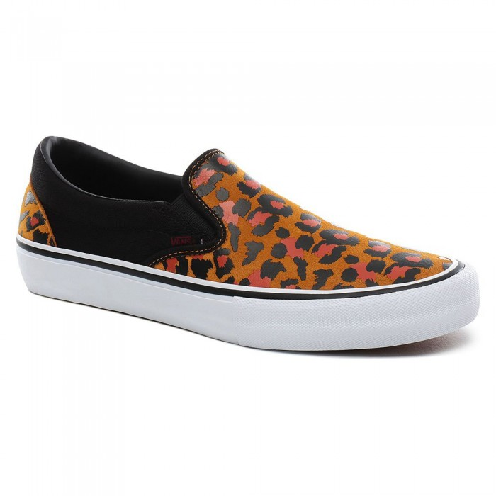 [해외]반스 Pro Slip-On Shoes 14137250950 Punk / Black / True White