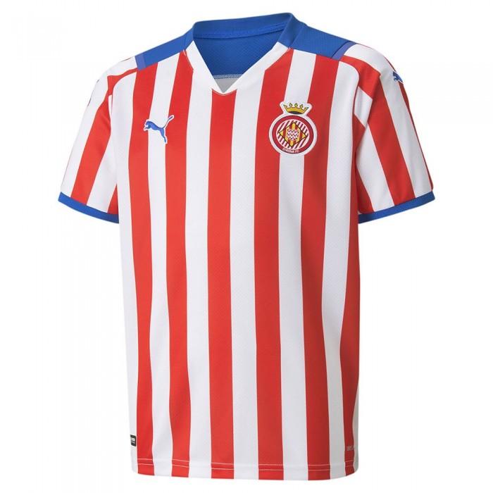[해외]푸마 Girona FC Home 21/22 Junior 15138054133 Puma White / Puma Red