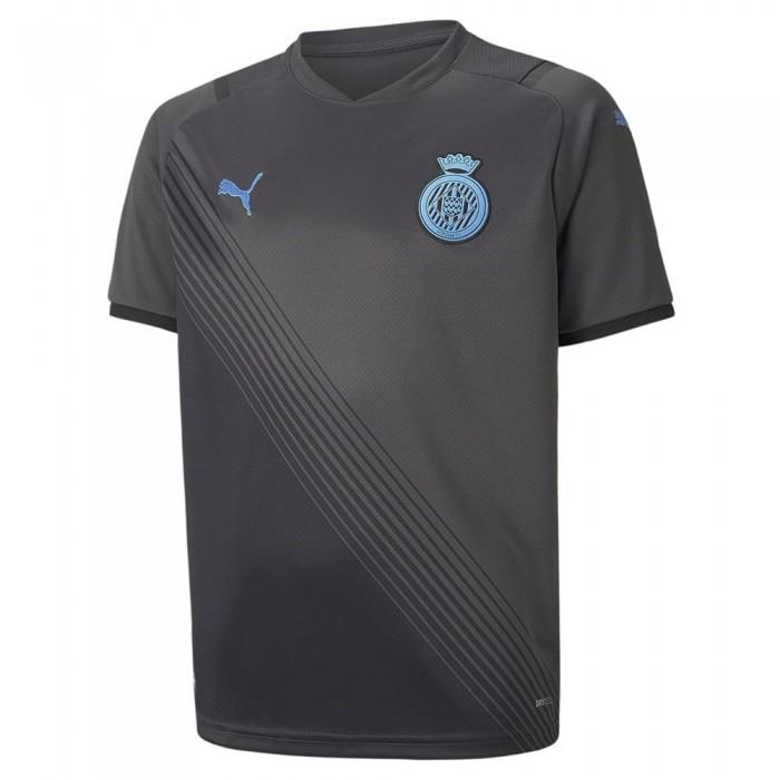 [해외]푸마 Girona FC Away 21/22 Junior 15138054135 Asphalt / Puma Black / Team Light Blue