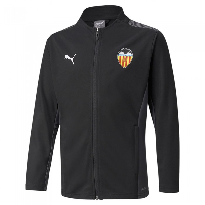 [해외]푸마 Valencia CF Training 21/22 Junior 15138054159 Puma Black / Puma White