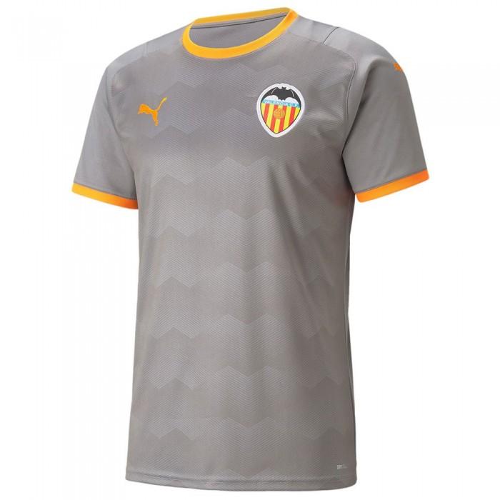[해외]푸마 Valencia CF Fourth 21/22 Junior 15138054173 Steel Gray / Vibrant Orange