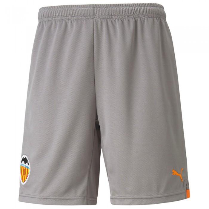 [해외]푸마 Valencia CF Fourth 21/22 Junior 15138054175 Steel Gray / Vibrant Orange