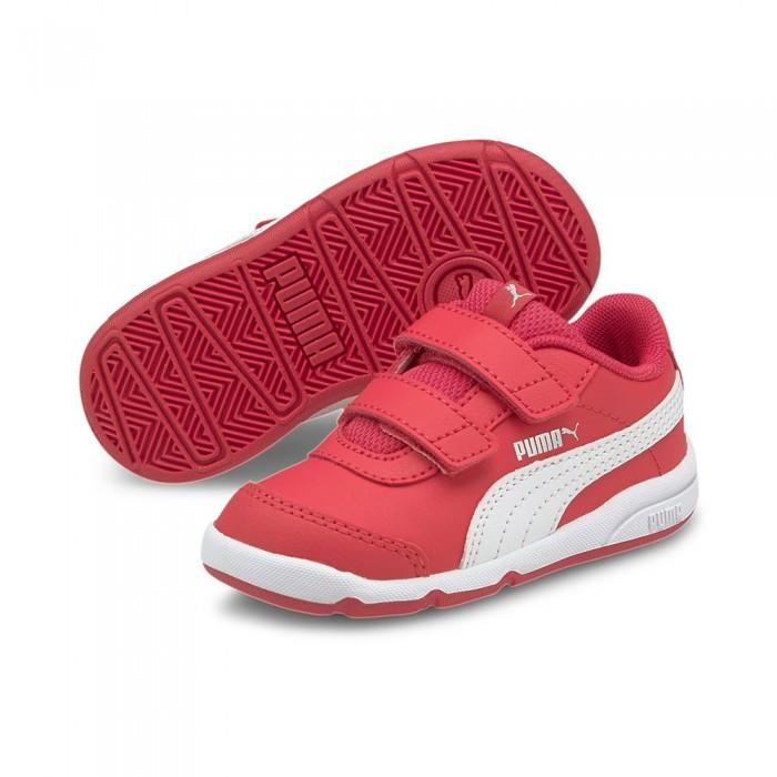 [해외]푸마 Stepfleex 2 Sl Ve V Trainers Infant 15138052195 Paradise Pink / Puma White
