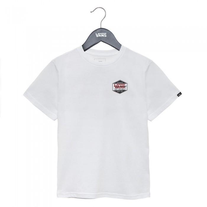 [해외]반스 TBD Short Sleeve T-Shirt 15136908726 White