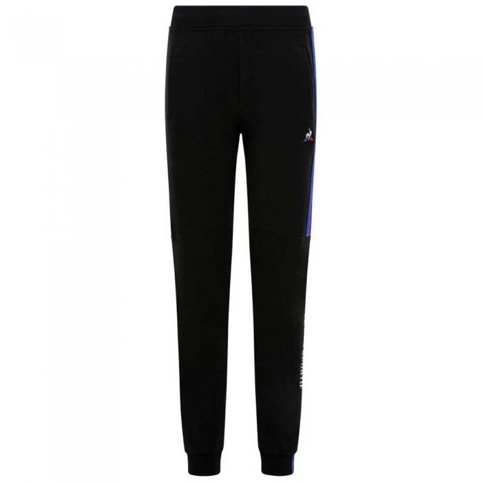 [해외]르꼬끄 Tricolor Slim Nº3 Pants 15137442240 Black