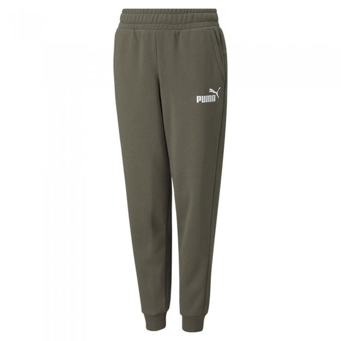 [해외]푸마 Essential Logo Pants 15138053413 Grape Leaf
