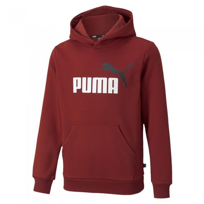 [해외]푸마 Essential+2 Col Big Logo 15138053423 Intense Red