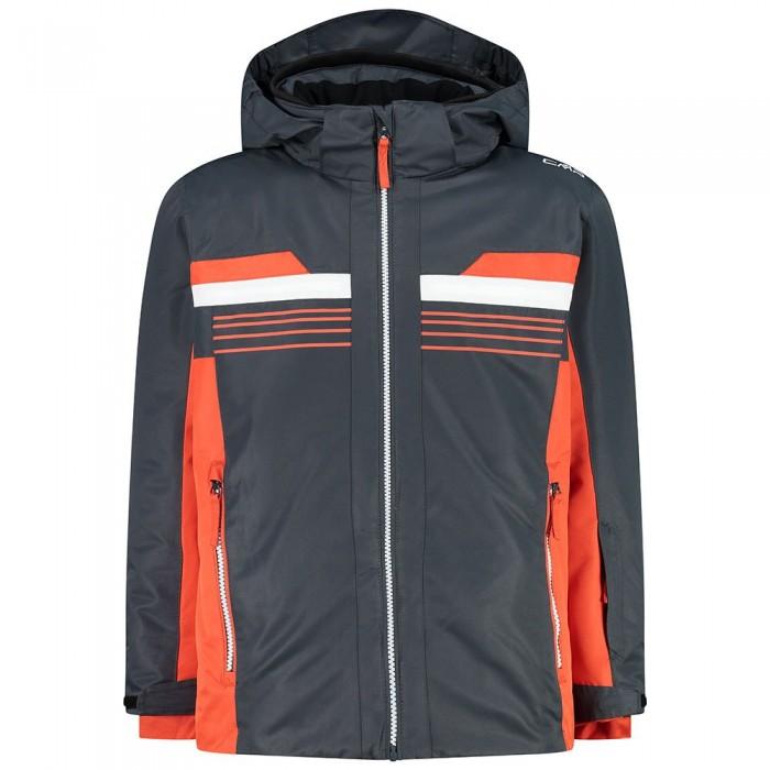 [해외]CMP Set Jacket 15138205677 Titanio
