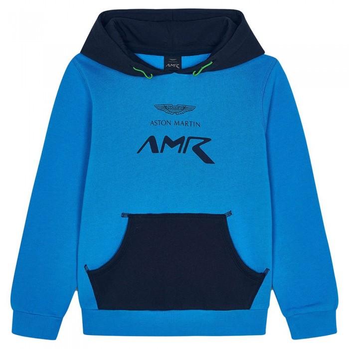 [해외]HACKETT Amr Contrast Boy Hoodie 15138235001 Hypa Blue