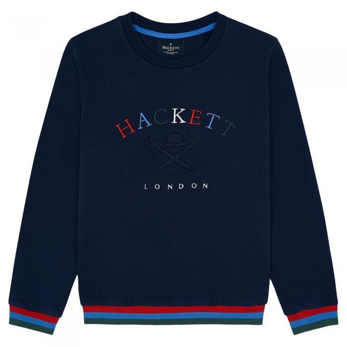 [해외]HACKETT Logo Brand Youth Sweatshirt 15138235766 Navy