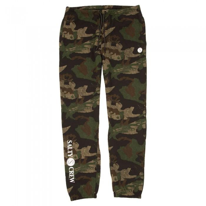 [해외]SALTY CREW Slowroll Long Pants 8137691802 Camo