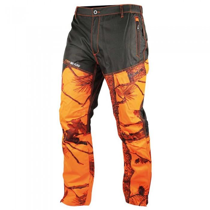 [해외]SOMLYS 598 Long Pants 8137815041 Camo Orange