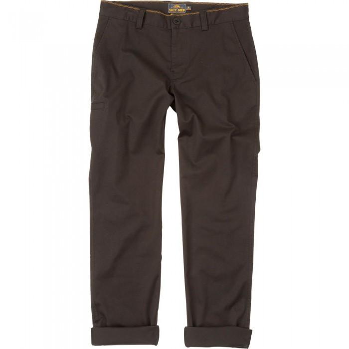 [해외]SALTY CREW Deckhand Pants 8138124807 Black