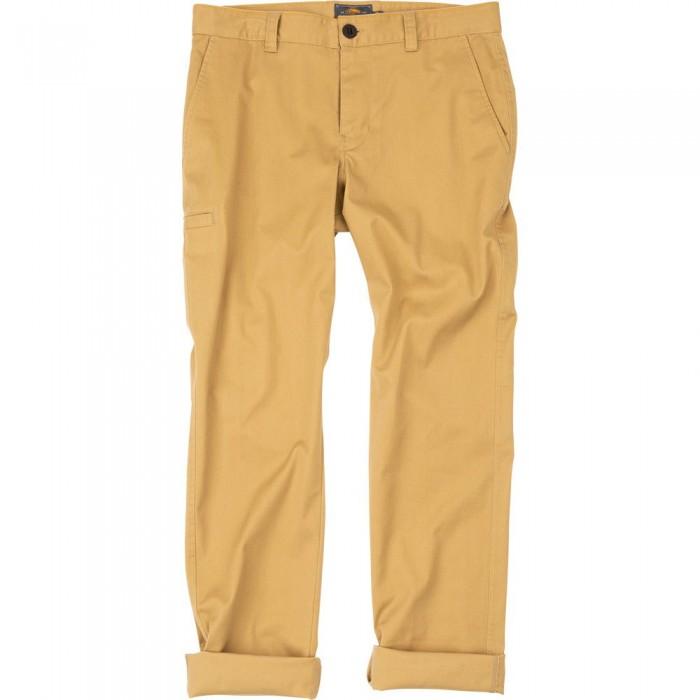 [해외]SALTY CREW Deckhand Pants 8138124809 Workwear Brown