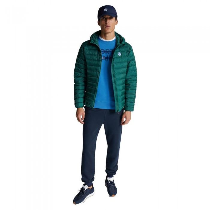 [해외]NORTH SAILS Fleece Jogging Pants 8138205276 Navy Blue