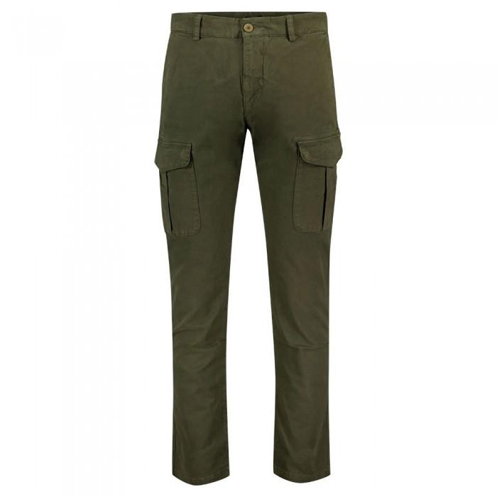 [해외]NORTH SAILS Stretch Gabardine Pants 8138205403 Forest Night