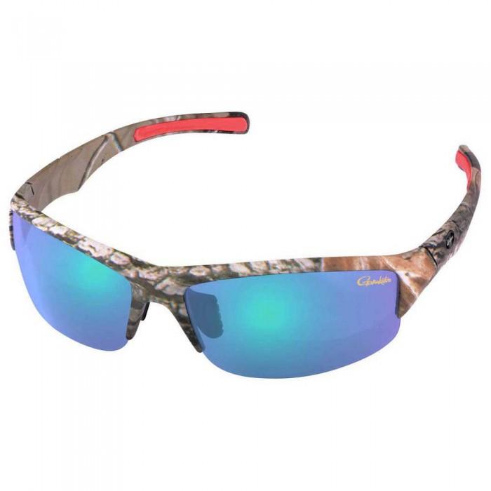[해외]GAMAKATSU G- Wild Polarized Sunglasses 8138322839 Deep Amber Mirror