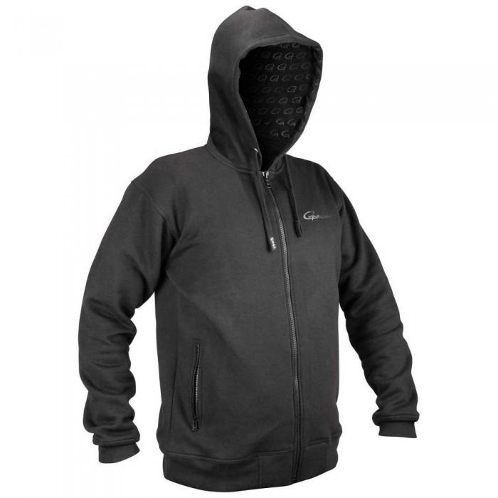 [해외]GAMAKATSU G-Lounger Full Zip Sweatshirt 8138322853 Black