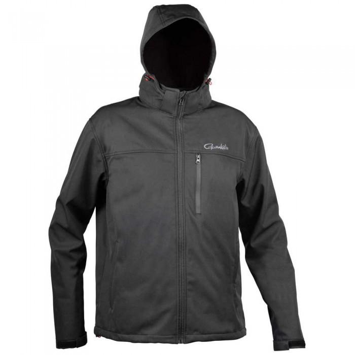 [해외]GAMAKATSU G-Softshell Jacket 8138322860 Black